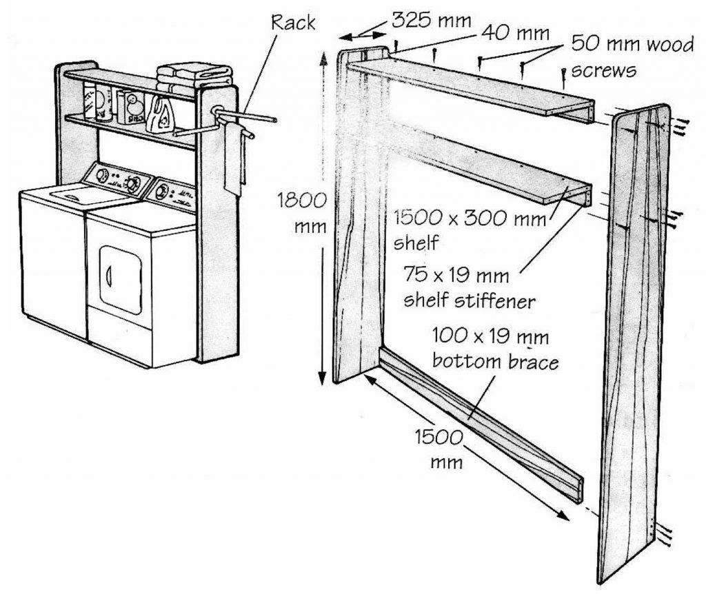 laundry-storage-rack