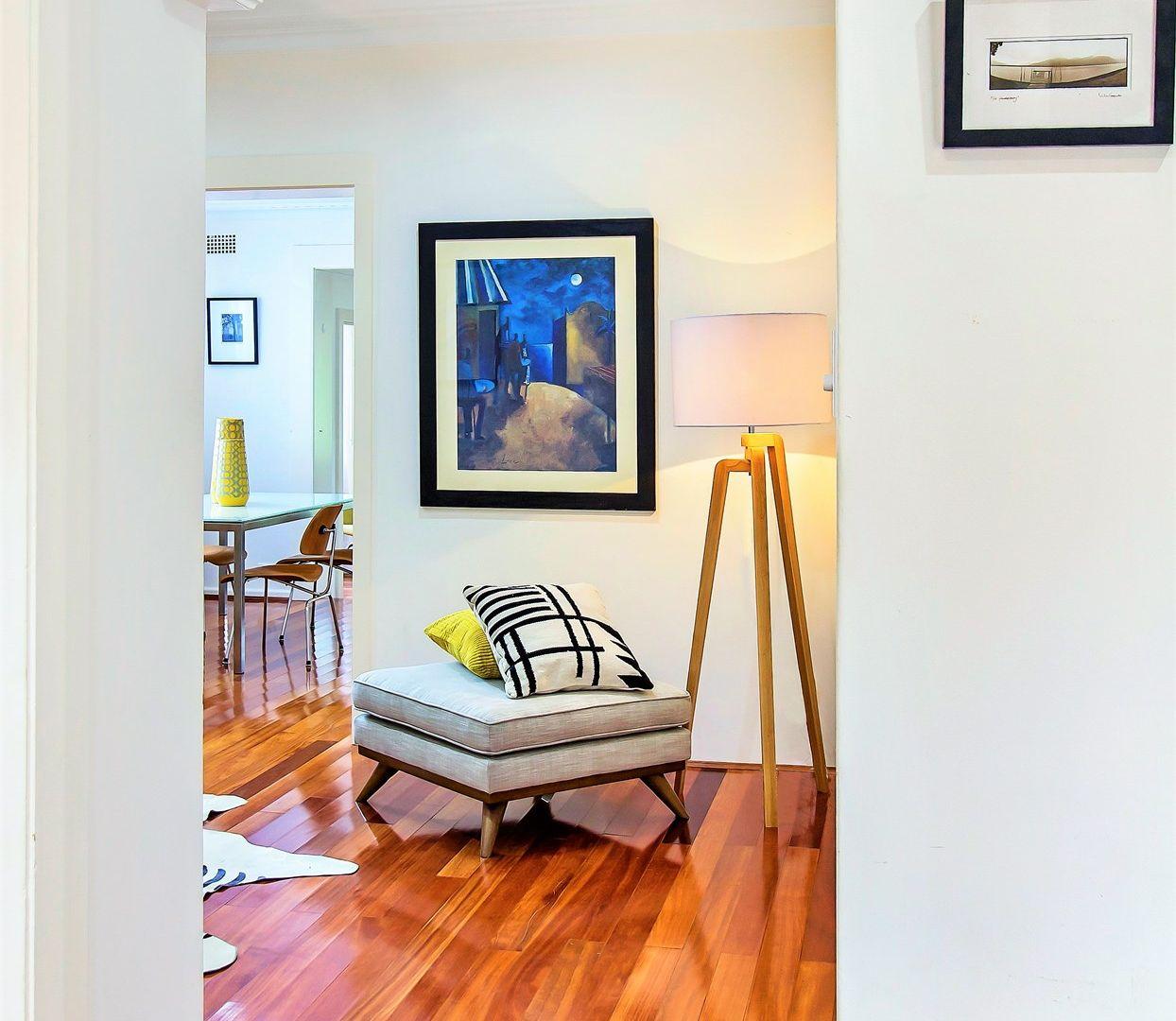styling a house for sale Sydney Putney livingroom