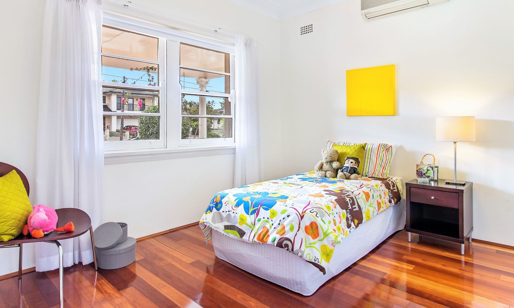 styling a house for sale Sydney Putney Living bedroom